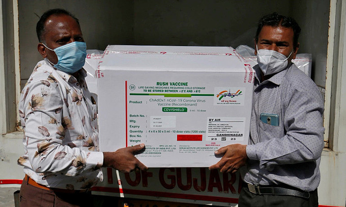 Hai Duong seeks Covid-19 vaccine aid from India