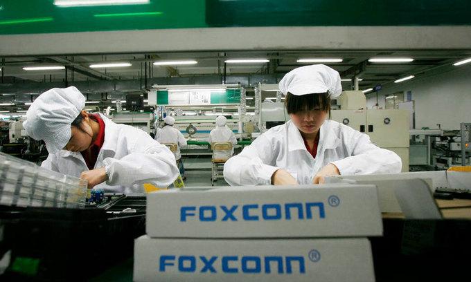 Foxconn hiring 1,000 workers in Vietnam