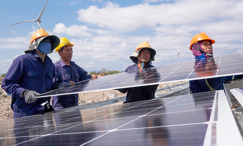 Electricity oversupply forces authorities to cut solar output