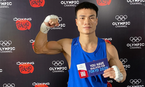 Olympics qualified boxer distressed as Covid-19 robs preparation opportunities