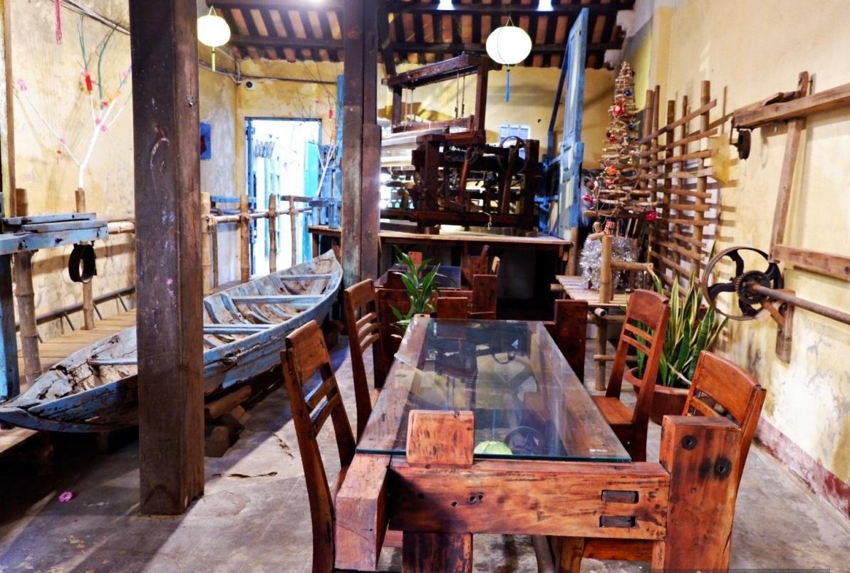 New Hoi An café weaves handicrafts into its theme - 8
