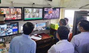 HCMC sets up security cameras at Covid-19 quarantine facilities