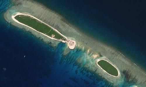 US warships in South China Sea, Vietnam appeals for peace