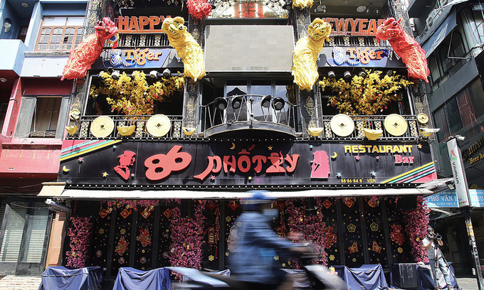 No karaoke, bars, gyms as HCMC resumes non-essential services