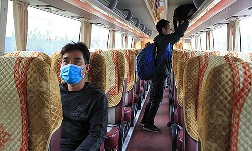Pre-Tet Covid wave takes heavy toll on bus companies