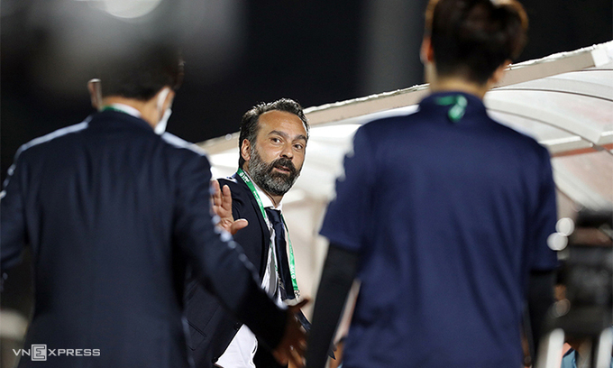 V. League club agrees to compensate Italian coach