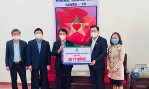 An Phat Holdings donates $1.3 million to Hai Duong's Covid-19 fight