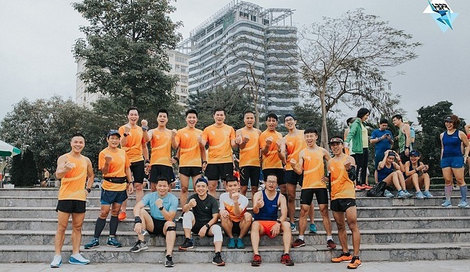VnExpress Marathon Hanoi Midnight to feature top running teams