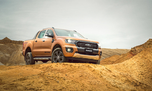 Ford recalls nearly 2,500 vehicles to update engine software
