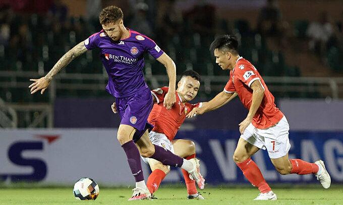 Vietnam's quarantine requirements prevent Saigon FC from hosting AFC Cup