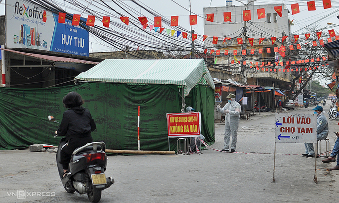 Vietnam exits top 10 in Covid-19 resilience ranking due to new outbreak