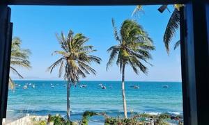 Khanh Hoa's beachfront house offers stunning views