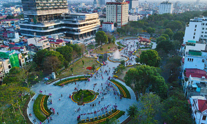 Hai Phong set to raise green space by nearly 40 percent