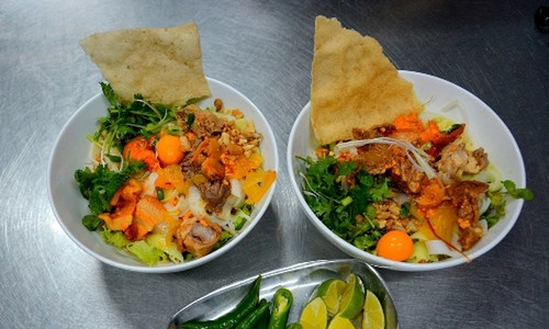 Six dishes put Quang Nam on the national culinary map