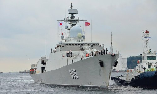 Vietnamese warships to make int'l Army Games debut