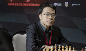 Vietnamese ace to play world chess legend in Sweden
