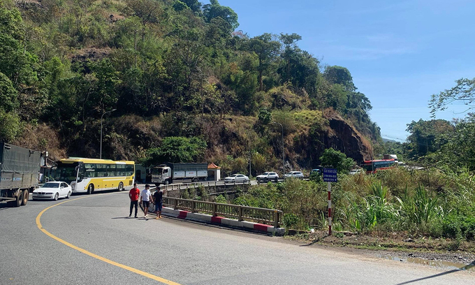 Cameras hoped to reduce traffic accidents on Central Highlands pass