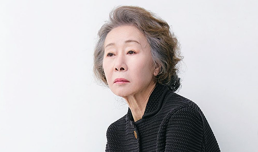 Youn Yuh-jung makes her Hollywood debut at 74. Photo by Instagram/minarimovie.