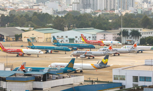 Beleaguered airline industry asks government for loan of $1.17 bln