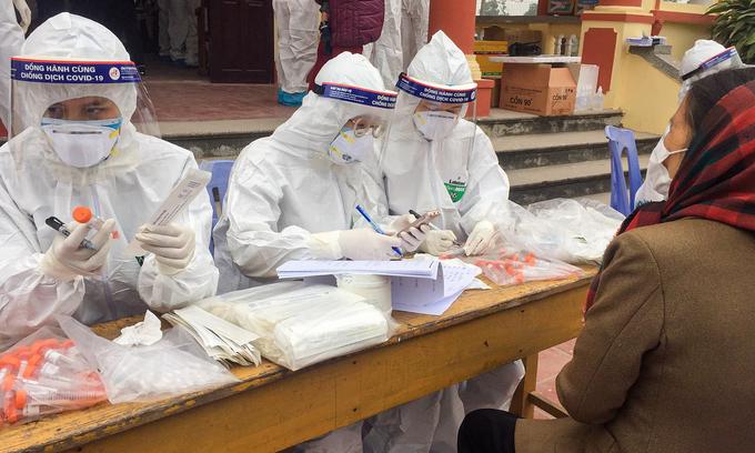Hai Duong hotspot records six more Covid-19 community transmissions