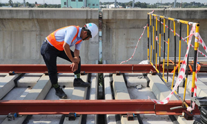 Independent consultant to investigate beam fault on HCMC metro route