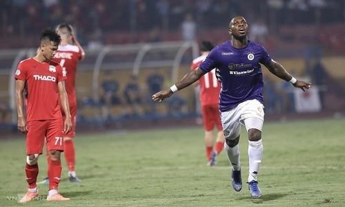 Vietnam football league has region's highest ratio of foreign strikers