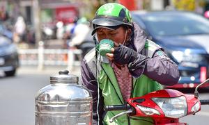 Saigon braces for successive heat waves