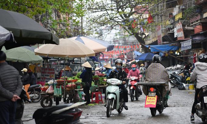 Vietnam menghadapi risiko dampak Covid-19 'tingkat rendah': laporan