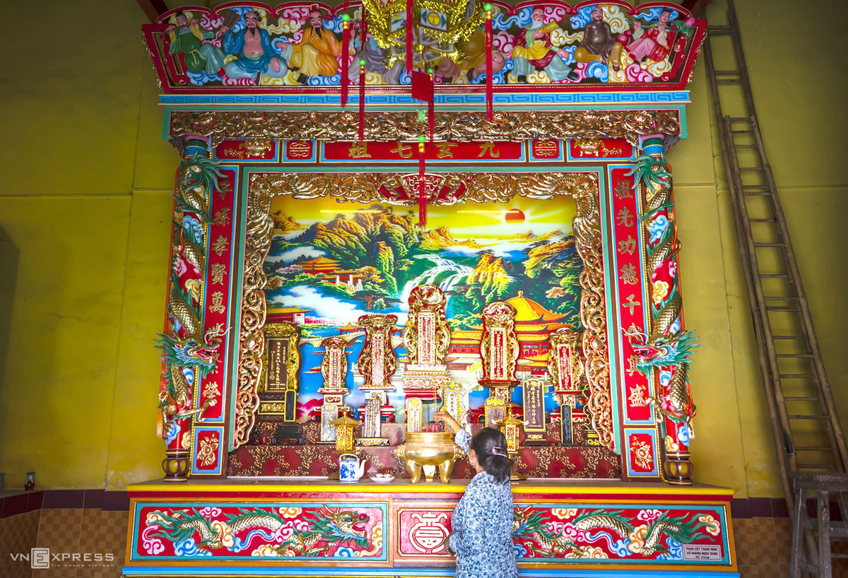 260-year-old Nam Ong communal house in Soc Trang