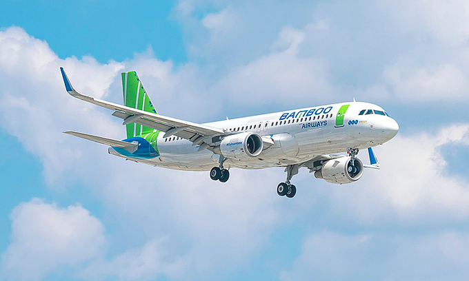 FLC, chairman hold nearly 90 percent of Bamboo Airways stake