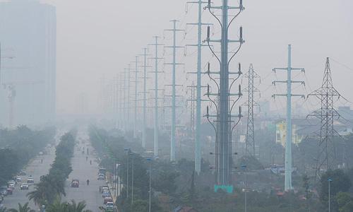 Air pollution top environmental concern among Vietnamese citizens
