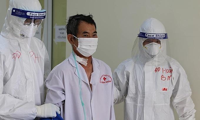 Vietnam records two more domestic Covid-19 patients