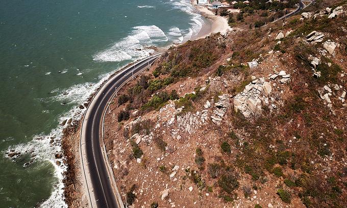 $308 million upgrade proposed for Vung Tau coastal road