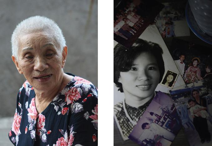 Women core of Saigon portrait show