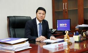 BIDV gets new CEO