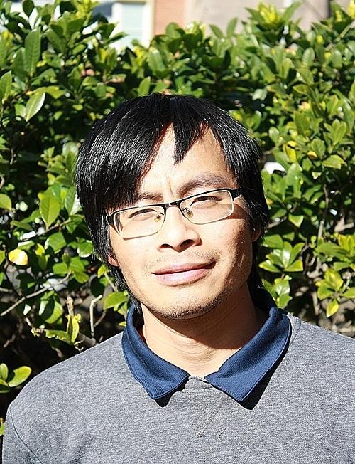 A portrait of Tran Van Son. Photo courtesy of Son.