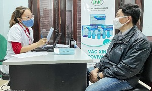 Vietnam begins human trials for 2nd Covid vaccine