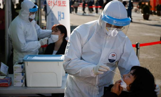 South Korea offers free, discreet Covid-19 testing