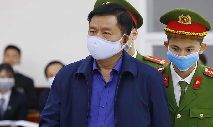 Former Petrovietnam chairman gets another 11 years behind bars