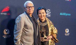 Vietnamese-American actress gets lifetime achievement award at US film festival