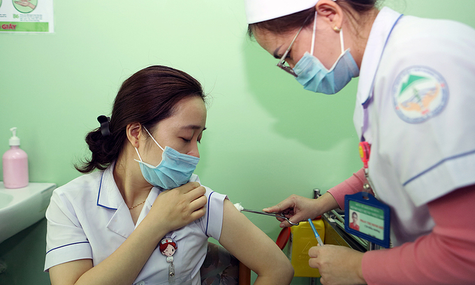 $6 mln to help Khanh Hoa deploy free Covid-19 vaccination campaign