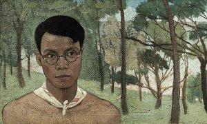 Le Pho's self-portrait fetches $1 million at France auction