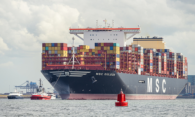 Swiss shipper unveils new route from Vietnam to US east coast