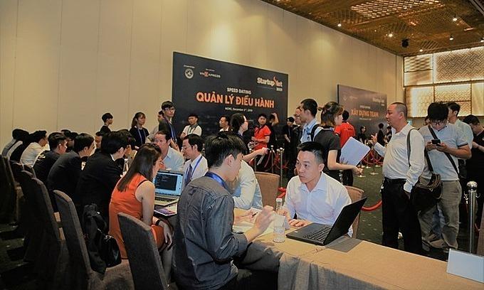 HCMC eyes spot as Southeast Asia startup hub