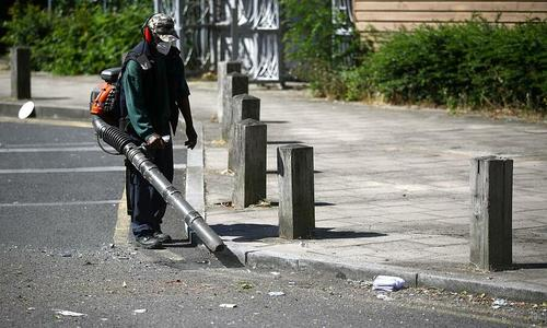 Reports of suspected slavery stall in UK due to coronavirus