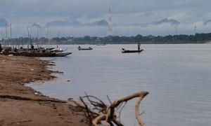 Lower Mekong nations seek more US support for tracking water data