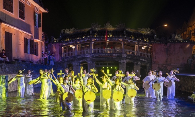 Hoi An to put on a show marking liberation anniversary