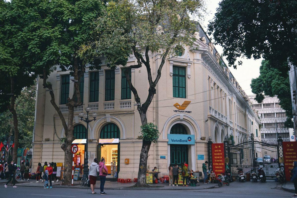 Eight landmark French-era buildings in downtown Hanoi