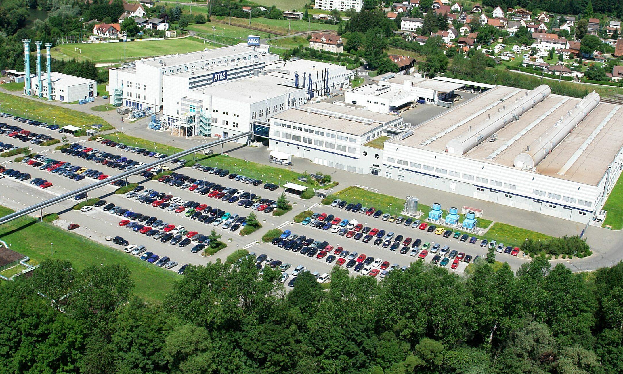 AT&S Headquarter in Leoben city, Austria. Photo courtesy of AT&S.