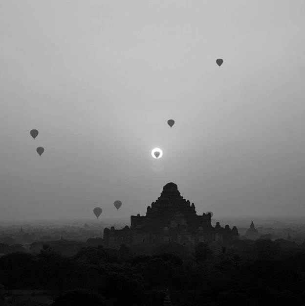 Myanmars tranquil beauty through the Vietnamese photographer lens